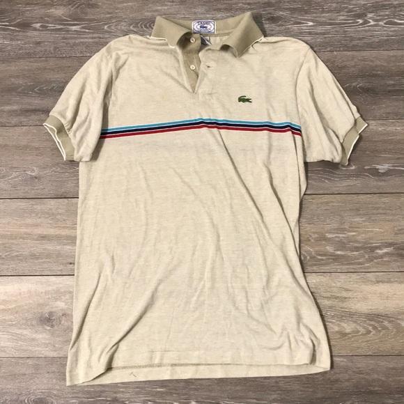 278ce9841 Lacoste Other - Vintage IZOD Lacoste Men s Polo